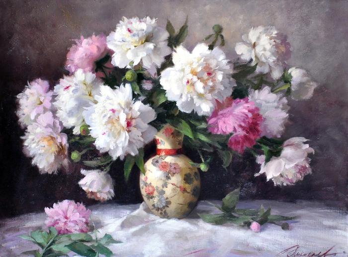 www.ArtsGallery.pro_Nikolaev_Yuriy_Piony_V_Kitayskoy_Vaze_medium_244556 (700x517, 503Kb)
