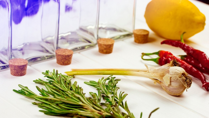 Рецепт ароматизированного оливкового масла