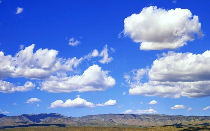 Почему облака имеют различную форму?