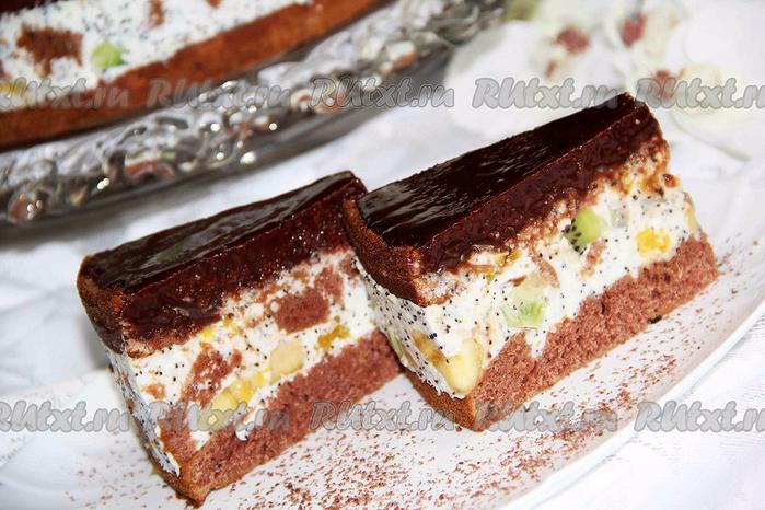 ромашка торт фото