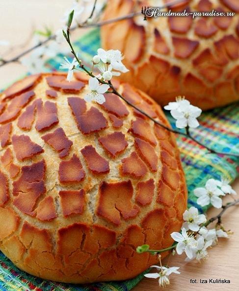 Тигровый хлеб - домашняя выпечка к завтраку (4) (487x591, 310Kb)