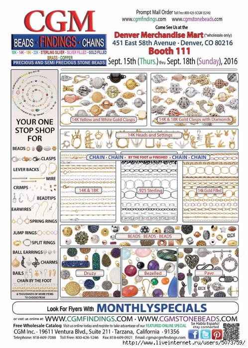 Lapidary Journal Jewelry Artist - September-October 2016_38 (498x700, 374Kb)