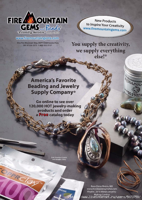 Lapidary Journal Jewelry Artist - September-October 2016_76 (498x700, 310Kb)