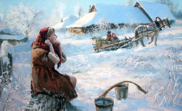 Творчество художника Владимира Жданова