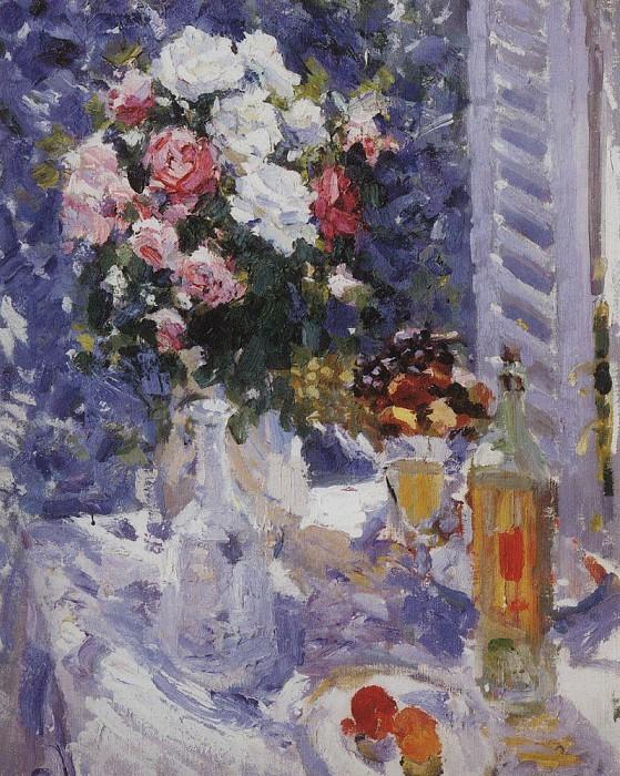 1. Цветы и фрукты. 1911-1912 (559x700, 175Kb)