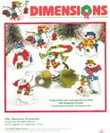 Превью Dimensions 8648  Silly Snowmen Ornaments (577x700, 439Kb)