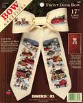 Превью 8541 Country Christmas Bow (565x700, 456Kb)
