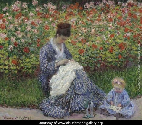 Camille-Monet-and-a-child-in-the-artists-garden-in-Argenteuil-1875 (470x414, 214Kb)