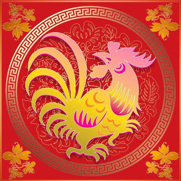 Огненный петух символ нового 2017 года