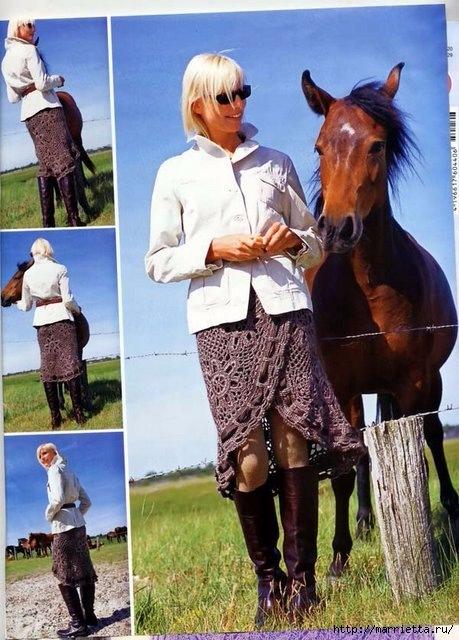 Коричневая юбка (14) (459x640, 214Kb)