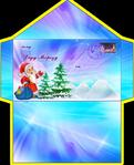 Превью конверт для РїРёСЃСЊРјР° деду РјРѕСЂРѕР·Сѓ (8) (569x700, 383Kb)
