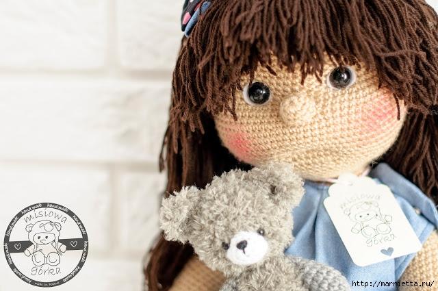 Классные куколки амигуруми. Для вдохновения (11) (640x425, 206Kb)
