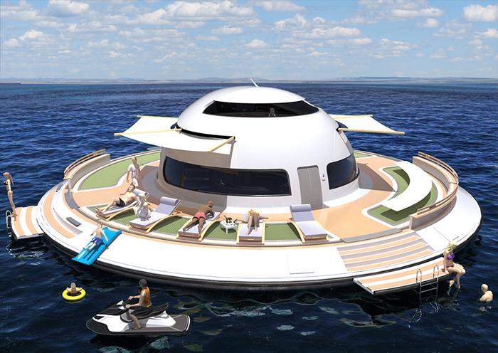 плавучий дом  UFO 2.0 3 (700x496, 454Kb)