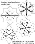 Превью снежинки РёР· фетра 2 (560x700, 171Kb)