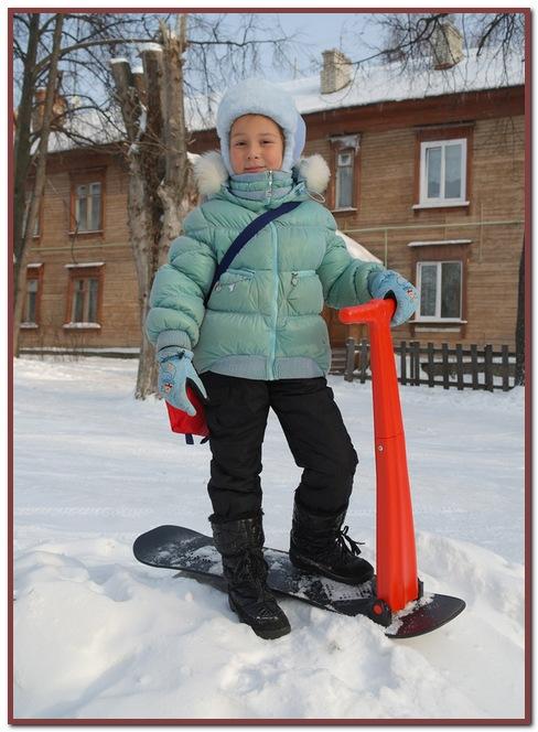 курьером Новосибирску самокат зимний для детей Записей: Комментариев: