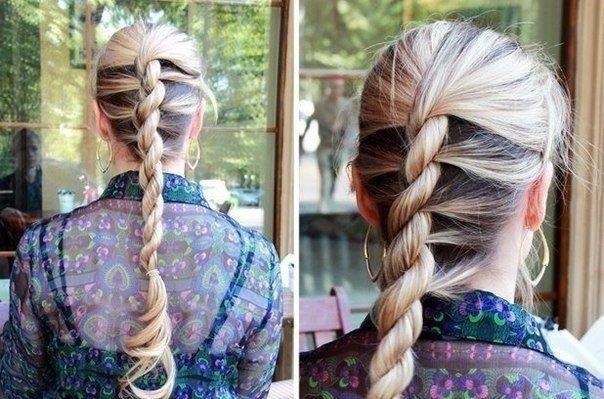 коса-веревка