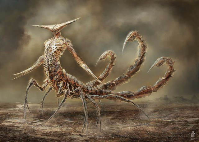 1. Скорпион (640x457, 259Kb)