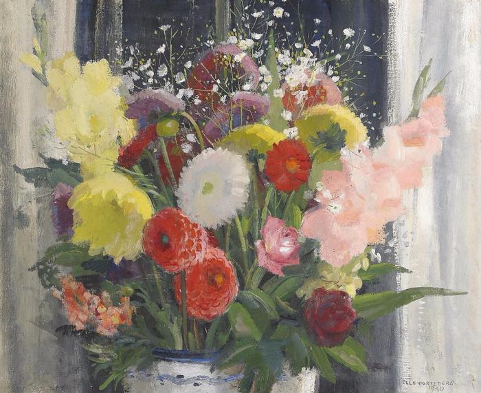 1940_Натюрморт с летними цветами_60 x 73_д.,м._Частное собрание (700x571, 504Kb)