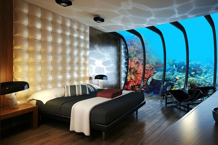 Необычные шикарные отели, или Экстрим для туристов