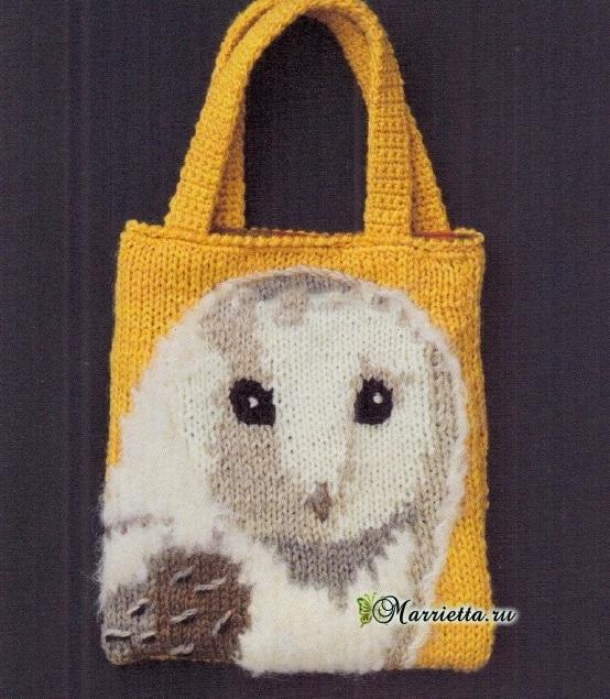 动物图案手袋 - maomao - 我随心动
