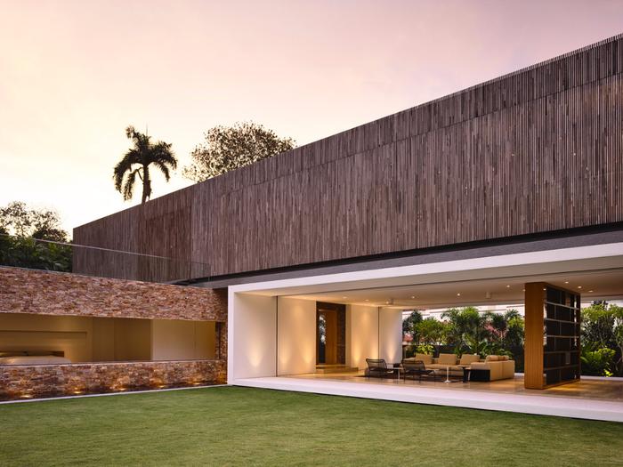 красивый современный дом фото 2 (700x525, 404Kb)