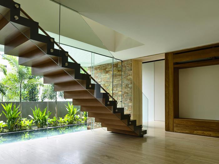 красивый современный дом фото 6 (700x525, 401Kb)