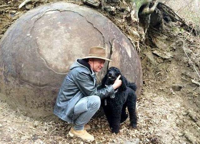 каменный шар в боснии
