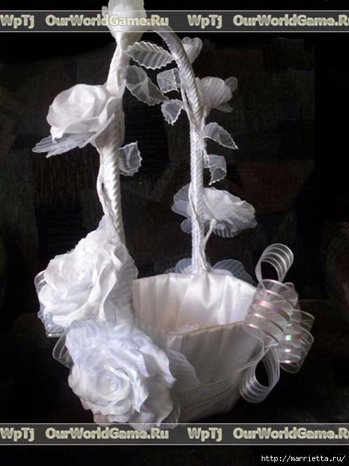 Свадебные корзинки своими руками. Два мастер-класса (13) (500x668, 144Kb)