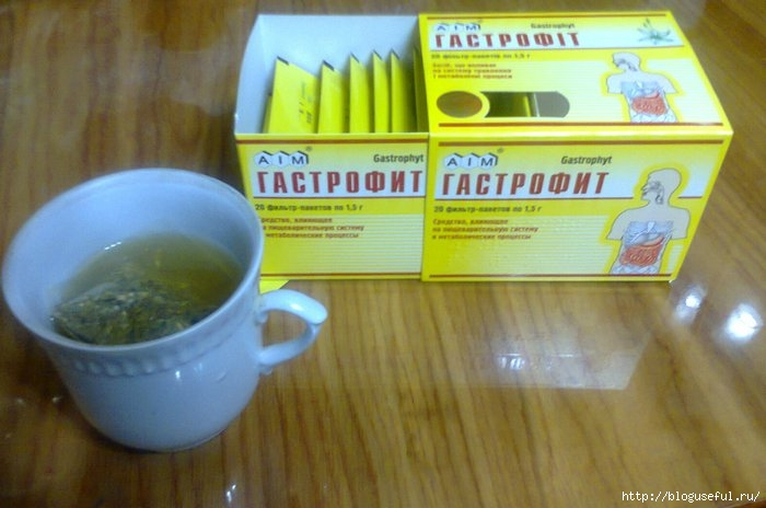 фильтр-пакеты Гастрофит