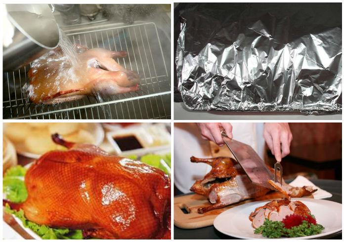 Кулинарныеы для утки