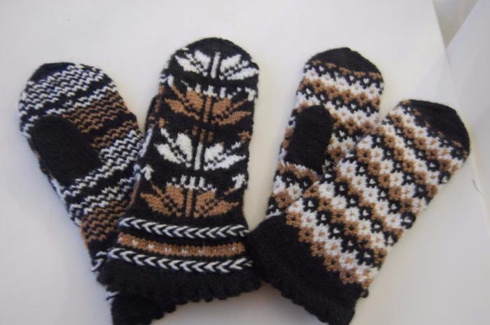 рукавички для внучки (700x465, 265Kb)