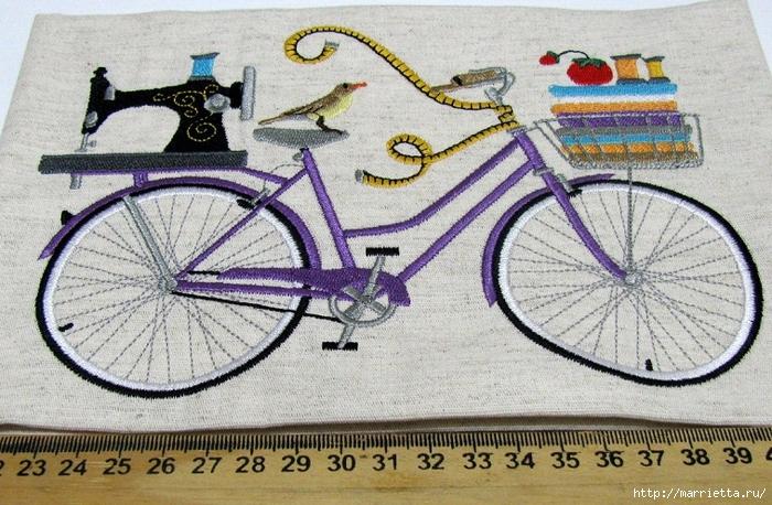 Вышиваем велосипед. Идеи со схемами (31) (700x458, 336Kb)