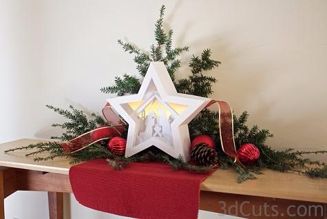 Star Nativity by 3dcuts (475x318, 137Kb)