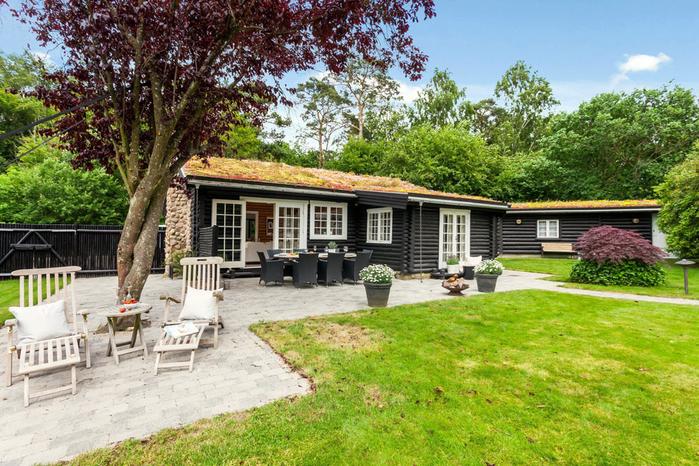 бревенчатый дом фото 3 (700x466, 532Kb)