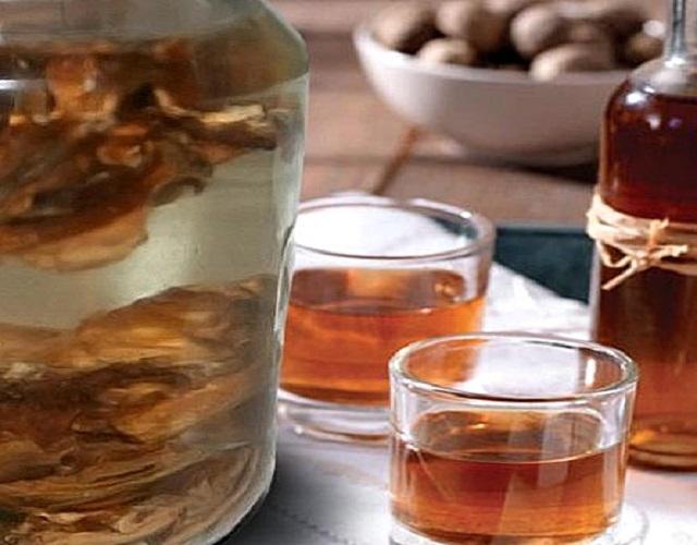 рецепт приготовления настойки из перегородок грецких орехов