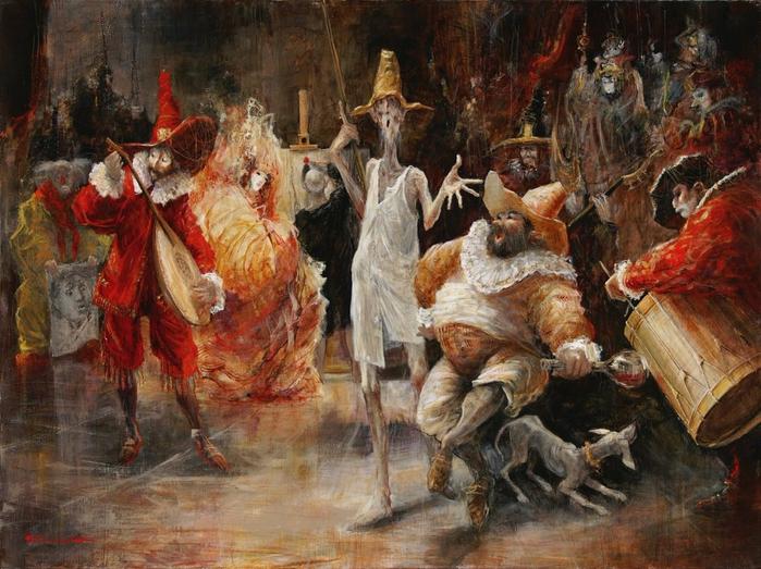 Марсель Нино Пажо картины 4 (700x523, 460Kb)