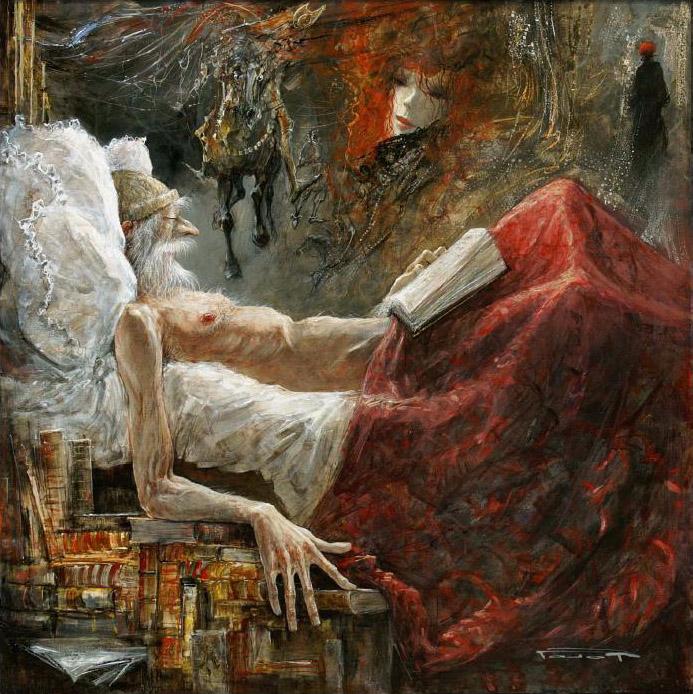 Марсель Нино Пажо картины 6 (693x694, 575Kb)