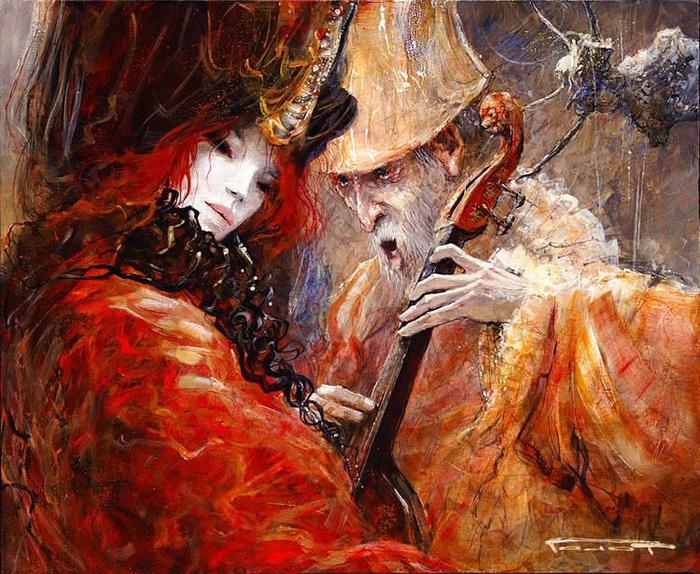 Марсель Нино Пажо картины 8 (700x574, 581Kb)