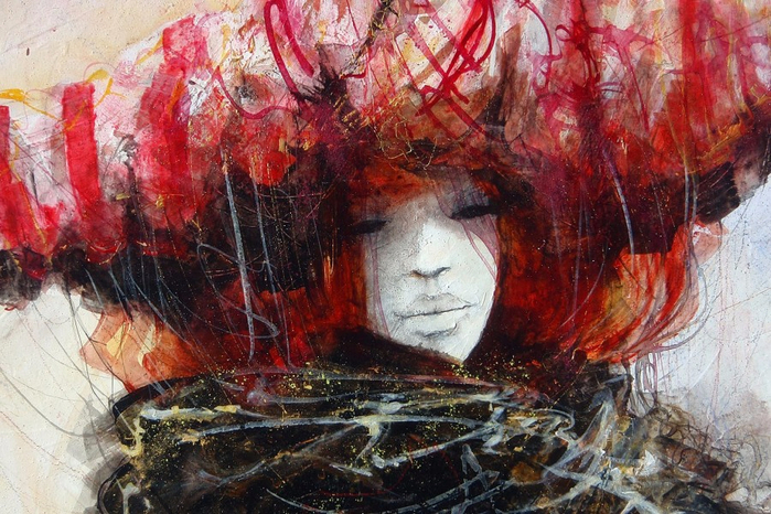Марсель Нино Пажо картины 10 (700x466, 454Kb)
