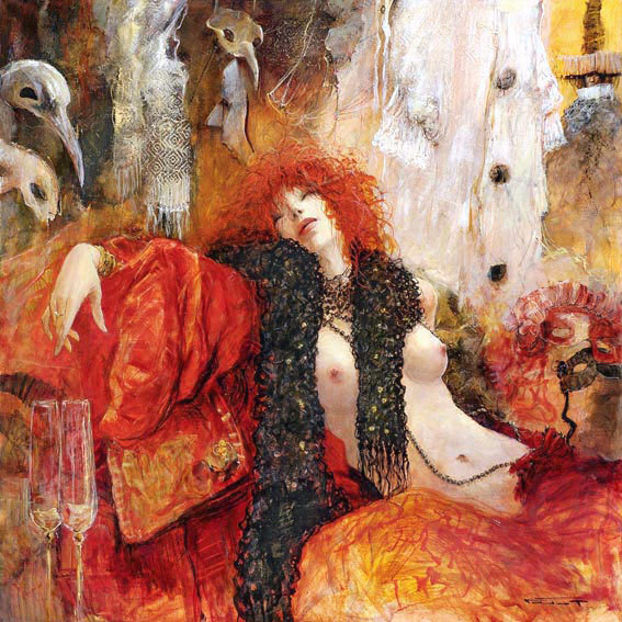 Марсель Нино Пажо картины 17 (567x567, 396Kb)