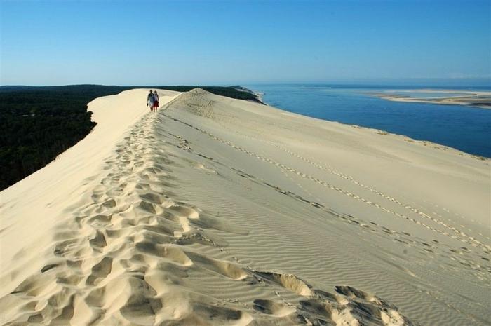 песчаная дюна пила франция 5 (700x465, 281Kb)