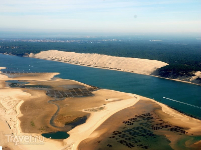 песчаная дюна пила франция 7 (700x525, 327Kb)