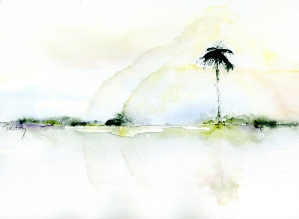 The_Lone_Palm (600x440, 96Kb)