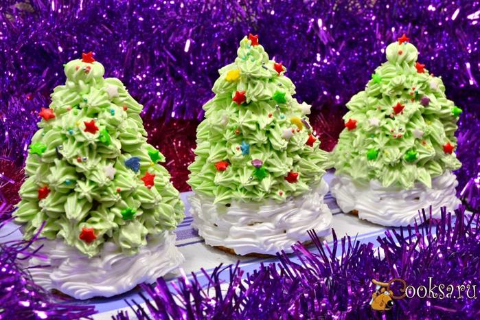 recipes10134 новогоднее пирожное Елочка (700x466, 511Kb)