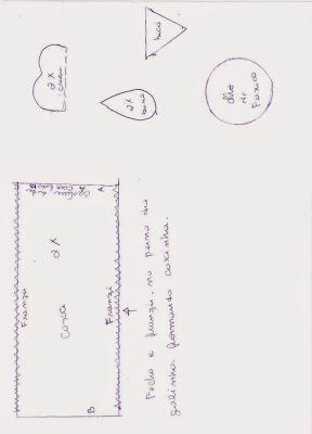 Шьем петушков и курочек. Много идей и выкроек (30) (288x400, 46Kb)