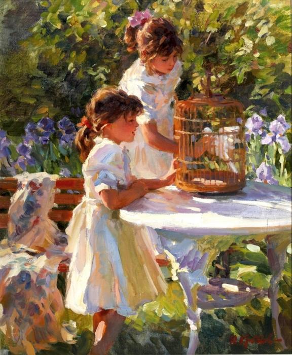 5229398_1_Dve_devochki_s_kletkoi_Two_girls_with_a_cage_61_x_50_h__m__Chastnaya_kollekciya (576x700, 360Kb)