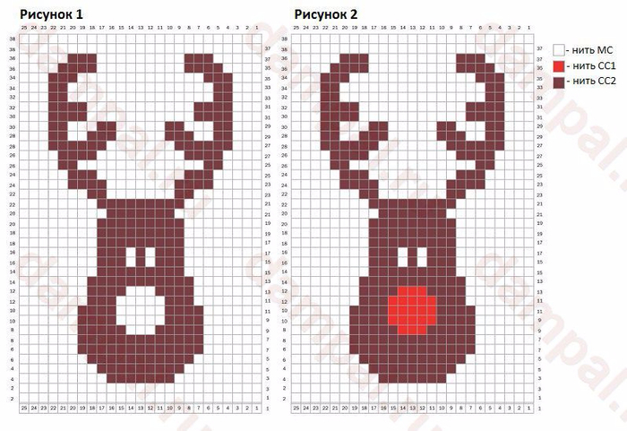 reindeer-shema (700x481, 337Kb)