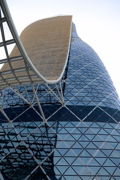 Падающий небоскреб Capital Gate в Абу Даби 6 (467x700, 429Kb)