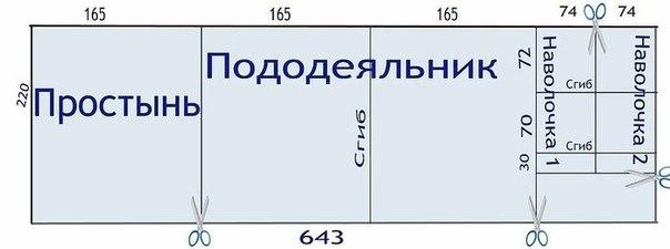 5988810_Kak_raskroit_postelnoe_bele_2 (604x225, 22Kb)