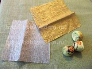 Букеты из конфет. Бутоны роз (2) (300x224, 74Kb)